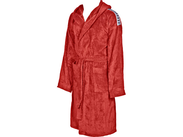 arena Core Soft Badjas, rood